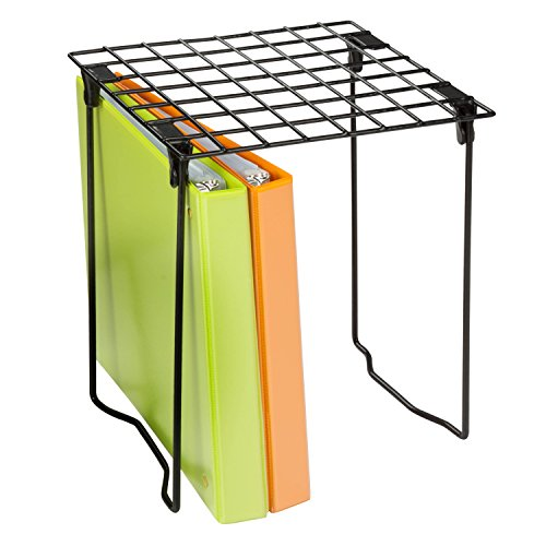 honey-can-do-shf-03494-etagere-repliable-pour-casier-scolaire-metal-noir-279-x-235-x-324-cm