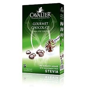 Cavalier Schokoladenglasur mit Stevia, 300g