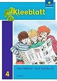 Kleeblatt. Das Heimat- und Sachbuch - Ausgabe 2014 Bayern: Schülerband 4: mit Schutzumschlag