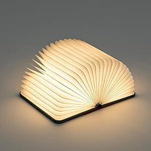 LED Folding Book Lamp