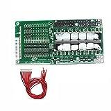 LaDicha 48V 13S 45A Li-Ion-Lipolymer-Batterie-Schutz-Brett Bms Pwb Mit Balance