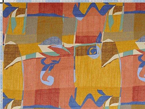Polster-Stoff/Möbelstoff/Vorhang Stoff Dekostoff Paragon Modern bedruckter Stoff in Überbreite (Polsterstoff Vorhang)