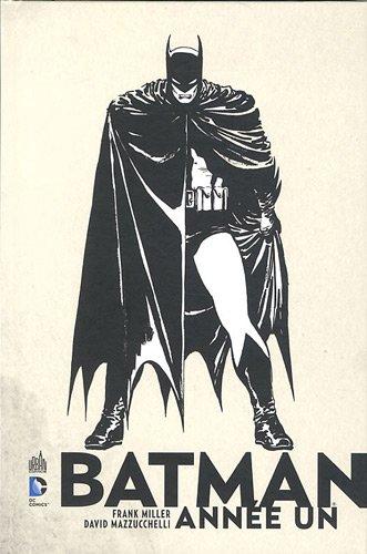 BATMAN ANNÉE UN par Miller Frank