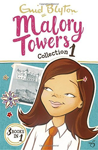 Malory Towers Collection 1: Books 1-3 (Malory Towers Collections and Gift books) by Enid Blyton (2016-10-06)