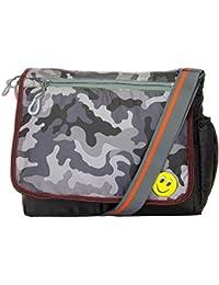 Jg Nylon Multipurpose Cross Body/Sloulder Slide Sling Bag For Unisex