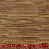 Klebefolie 210x90cm Holz Nussbaum selbstklebend