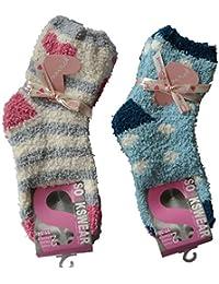 Taubert Kuschelsocken  Socken Bettsocken warme Fellsocken