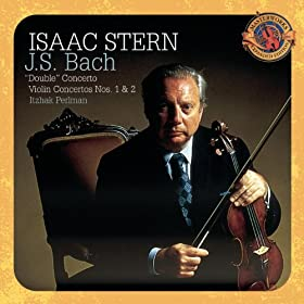 Concerto for Two Violins and Orchestra in D Minor, BWV 1043: Concerto for Two Violins and Orchestra in D Minor, BWV 1043: III. Allegro