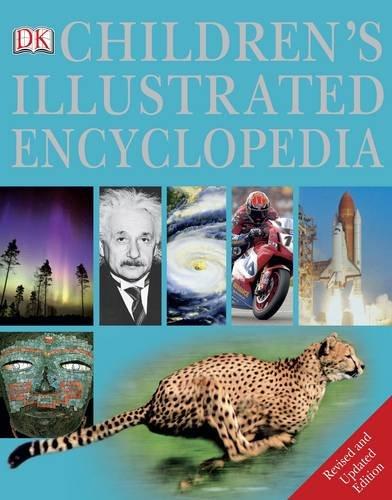Dorling Kindersley children's illustrated encyclopedia.