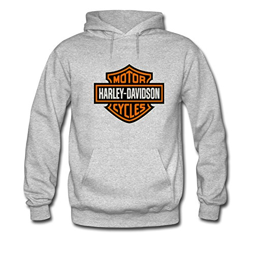 Harley Davidson Printed For Mens Hoodies Sweatshirts Pullover Outlet (Crewneck Sweatshirt Sweat Super)