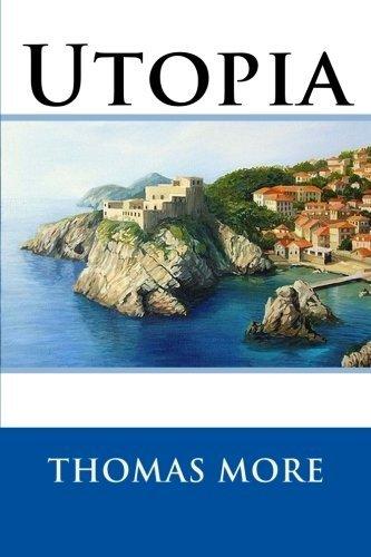 Utopia by Thomas More (2015-06-28)