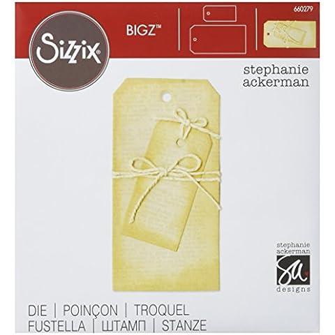 Sizzix Bigz Die-Tags #5