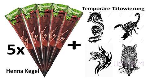 wonder-care-tattoo-art-5-dark-brown-quick-dry-cone-natural-herbal-ephemeres-peinture-corporelle-avec