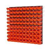 Set di 104 elementi con contenitori IN-Box colore: arancione misura: 1 serie POP