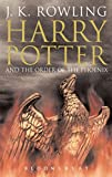 Harry Potter and the Order of the Phoenix (Book 5) [Adult Edition]