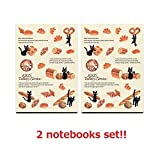[2] note set Movic Kiki Delivery Service Jiji B5 notebook pane modello dal Giappone