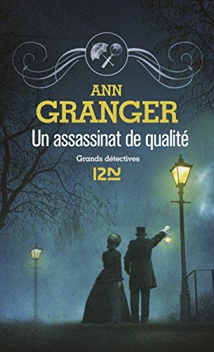 Un assassinat de qualité (GRANDS DETECTIV) (French Edition)
