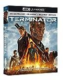 Terminator Genisys 4K [Blu-ray] [4K Ultra HD + Blu-ray + Blu-ray...