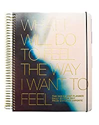 The Desire Map Planner - Daily Edition 2017 (Limited Edition) by Danielle Laporte (2016-12-05)