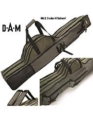 Dam 2 comp rod bag 1,50 m