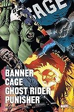 Banner/Cage/Punisher par Richard Corben de Garth Ennis