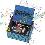 Best Harry Potter Gifts - Slolvedi Music Box Harry Potter Wooden Antique Carved Review