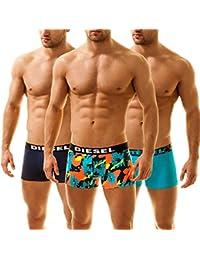 Diesel Hommes Shawn Lot de 3 Boxers