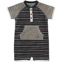 Calvin Klein Baby Boys' Romper