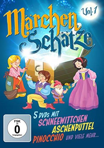 Schneewittchen, Aschenputtel, - M??Rchen Sch??Tze Vol. 1 [Edizione: Germania]