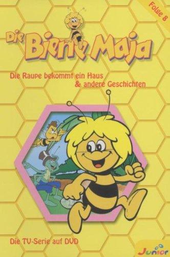 Die Biene Maja 08: Die Raupe bekommt ein Haus & andere Geschichten