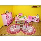 Kinderkommode Kinderschrank Kinder Schrank Schmetterling +Schubladen