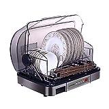 Lave-vaisselle classique Cabinet De Désinfection Mini Machine De Séchage Cabinet De Nettoyage pour Dessiccateur De Vaisselle en Acier Inoxydable Vertical De Désinfection