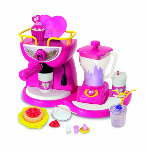 Barbie - caffettiera e frullatore di barbie