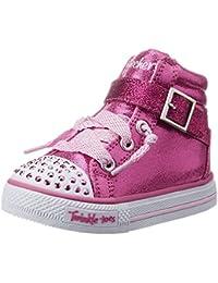 Skechers Girls's Shuffles - Booties