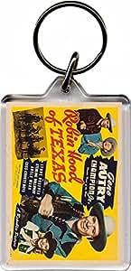 Gene Autry - Robin Hood of Texas - Key ring - Key Chain
