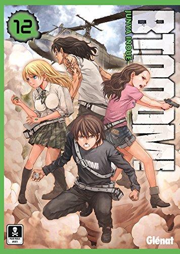 Btooom ! Vol.12 par INOUE Junya