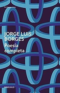 Poesía completa par  Jorge Luis Borges