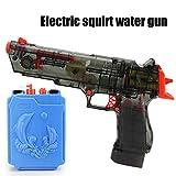 Yool Elektrische Squirt Wasserpistole, Leistungsstarke Rafting Schlacht Wasserpistole Spielzeug Strand Schwimmen Sommer Spielzeug Wasserpistole Range Far Outdoor-Spielzeug