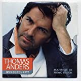 Why Do You Cry? - 9track Maxi CD