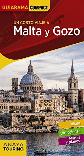 Malta y Gozo (Guiarama Compact - Internacional) por Anaya Touring