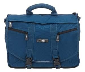 Tenba Messenger Mini Sacoche pour Appareil Photo / Ordinateur Portable Bleu Marine