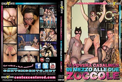 Sex dvd la povera casalinga in mezzo alle due zoccole ( centoxcento cxd1236 ) amatoriale
