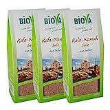 Biova Kala-Namak Salz, 3x200 g