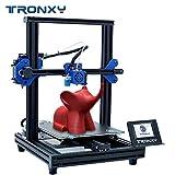 TRONXY Neuer aufgerüsteter 3D Drucker XY-2 PRO Schnelle Montage Schnelle Installation Automatische Ausrichtung Fortsetzung Druck Kraft Filamentsensor Vollfarb-Touchscreen 255X255 X 260