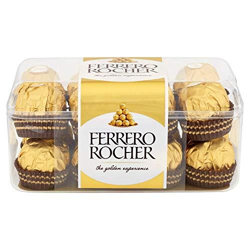 Ferrero rocher scatola da 16 cioccolatini 200 grammi (1000042044)