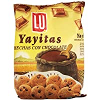 Lu - Yayitas - Galletas con chocolate - 250 g