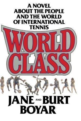World Class by Jane and Burt Boyar (2012-06-29)