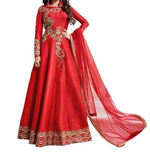 Ethnic Yard Designer Fantam Latest Anarkali Gown Online Shopping in ...