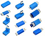 KingTop USB 3.0 Adapter Kit -12 Adapter-Koppler