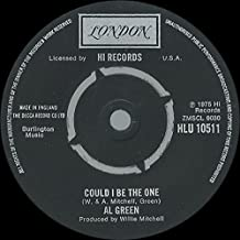 Al Green - Full Of Fire / Could I Be The One - London Records